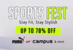Amazon Sports Fest upto 70% off (Puma, Campus, Adidas & More)