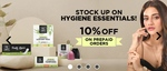Pee Safe Stock Up On Hygiene Essential | 10% Off On Prepaid Orders