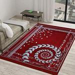 Vaini 6D Designer Superfine Exclusive Velvet Carpet | Rug