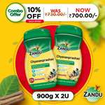 ZanduCare : 10% off on purchases over 499
