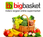 10% Discount upto Rs 300 @ Bigbasket using Amex Cards (Min. Rs.2500)
