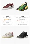 puma mens shoes upto 80% off + save 5% off on many products starting@ ₹ 694