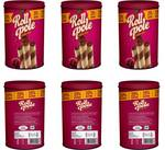 Haldiram's Roll Pole Wafer Rolls  (3 x 180 g)