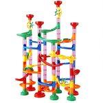 [Live ]Outgeek Plastic Construction Building Block Toy, Multicolor, 14 Years+, 109 Pcs