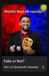 Flipkart Fake or Not fake Video Quiz, episode - 135 26 april 2021