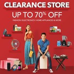 Amazon Clearance store- Upto 70% Off Fashion, Home Electronics , Home appliances and more