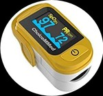 CHOICEMMED FINGERTIP PULSE OXIMETER 1 Piece( Limited Location only)
