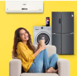 Amazon EMI Fest : Upto 58% off + upto Rs.1500 Instant Discount on Bank of Baroda / Yes Bank Credit Card EMI transactions