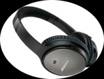 Bose Quietcomfort 25 Wired Headphones For iOS Models