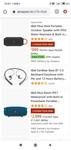 upto 80%off on I ball Bluetooth speakers