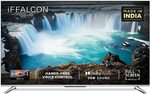 Flash Sale  : iFFALCON (43 inches) 4K Ultra HD Smart TV at Rs.26,999 + 1500 Amazon pay Cashback for Prime Members.