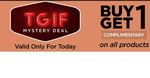 The Man Company Friday Special Deal Buy 1 Get 1 On All Products