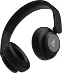 boAt Rockerz 450 Bluetooth Headset (Luscious Black, On the Ear)