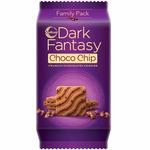 PANTRY Sunfeast Dark Fantasy Choco Chip 350g Pack | Crunchy Chocolatey Cookies