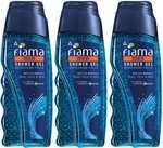 Fiama Men Refreshing Pulse Shower Gel, 250 ml (Pack of 3)