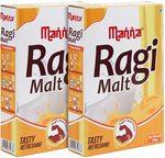 Manna Ragi Malt Health Drink 200 g (Pack of 2) @ 68