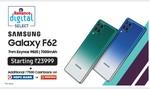 Samsung Galaxy F62 - 6/128GB at 14499 only