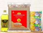 Flipkart Grocery - Double Discounts on cart + 10% bank offer