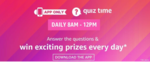 Amazon Daily quiz 11 June
