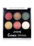 Jaquline USA Cosmic Drama Glam Up Eyeshadow Palette 10.5g + Free Shipping