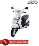 [Updated] Mahindra Duro - Two Wheeler (125cc)  @ Rs.36320 onwards
