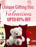 Valentine offers Repositories (Down with Valentine Fever) with coupons, offers and suggestions