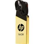 HP V239G 16GB USB Flash Drive (Golden & Black) @ Rs.249/-