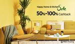 Paytm – Crazy Happy Hour Sale – Insane Discounts on Home & Kitchen Products Today