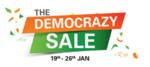 The Democrazy Sale on ebay 19th Jan to 26th Jan