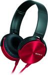 Sony MDR-XB450 On-the-ear Headphone@551 MRP 2190 (new seller)