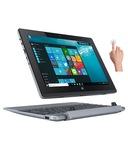 Acer Aspire One S1002 2-in-1 Laptop (NT.G5CSI.001) (Intel Atom- 2GB RAM- 32GB eMMC+500GB HDD- 25.65 cm (10.1)- Touch- Windows 10) (Iron)@15490