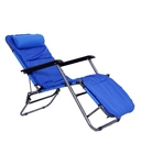 Relax Folding Chair Cum Bed - Blue Rs 1999 (75% Off) @Snapdeal