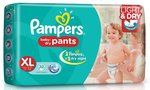 Pampers Extra Large Size Diaper Pants (32 Count) @ 335/- + shipping
