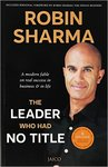 The Leader Who Had No Title  by Robin Sharma for just Rs 69+ Free shipping