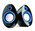 Philips SPA-60B/94 2.0 speaker with USB Plug @ Rs 564/- MRP Rs 799/-