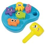 Simba ABC Sea Animal Hammer Bench, Multi Color@ 438/- [Check PC]
