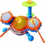 Flipkart: Vtech Learning Beats Drum Set@ 1669 (MRP: 3999) || Check PC