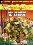Dinosaurs in Action (Graphic Novels): 07 (Geronimo Stilton #07) - Rs  99  [ 67 %  off   ] @ amazon
