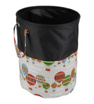 Flat 38% Off, Perfect Balloon Multicolour Cotton 15 L Laundry Basket for Rs. 499 - Pepperfry.com