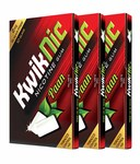 KWIKNIC - Pack of 3 - Paan (Nicotine Gum) Rs 75 (50% Off) @Snapdeal + Free Shipping