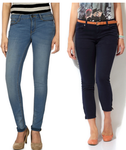 Paris Polo Combo Of 2 Womens Fashionable Jeans @ Rs.799 (MRP : Rs.2999)