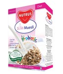 Nutrus Probiotic Slim Muesli- 400gm Rs 113+shipping @ snapdeal