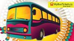 MYbusTicket : Get 15% cashback on MybusTickets