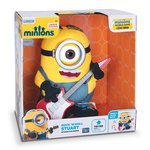 [ CHEAPER THAN LAST FPD ] Amazon : Minions Rock' N Roll Stuart, Yellow @ Rs. 2800 ( 60% Off ) [ MRP Rs. 6999 ]