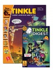 [Annual subscription] - Tinkle + Digest Combo for 691 ~43% disc