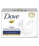 Dove Cream Beauty Bathing Bar 75 g @39 (Mrp.46) Free Shipping