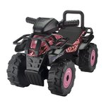 [Huge Price Drop]Tek Nek Honda Pink Camo Utility Atv Ride On @7842/-