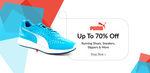 Snapdeal: Puma Upto 78% Off & Starting at 259