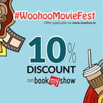 Get BookMyShow WinPin EGV at 10% off