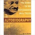 The Story of my Experiments with Truth Paperback – 2009  @Rs.81/-  (MRP.150)